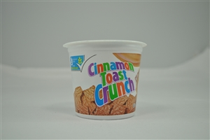 General Mills Cinnamon Toast Crunch Cereal In a Cup - 2 Oz.