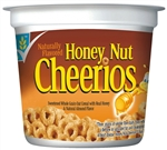 General Mills Honey Nut Cheerios Cereal In a Cup - 1.8 Oz.