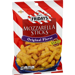 The Inventure Group TGI Fridays Mozzarella Snack Sticks - 2.25 Oz.