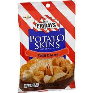 The Inventure Group TGI Fridays Chile and Cheese Potato Skins - 3 Oz.