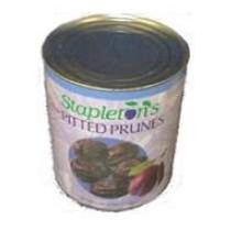 Stapleton-Spence Pitted Prune Packed In Water 6 Cans