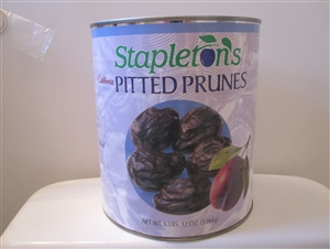 Stapleton-Spence Pitted Prune Packed In Juice 6 Cans