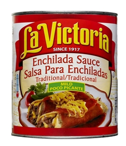 Megamex La Victoria Enchilada Red Chile Sauce - 2 Oz.