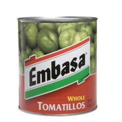 Megamex Embasa Whole Tomatillos - 2 Oz.