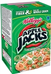 Kelloggs Apple Jacks Cereal - 0.95 Oz.