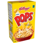Kelloggs Corn Pops Cereal - 0.95 Oz.