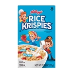 Kelloggs Rice Krispie Cereal - 0.88 Oz.