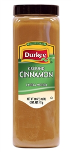 Durkee Cinnamon Ground - 18 Oz.