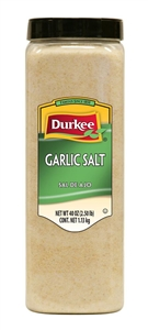 Ach Food Durkee 40 oz. Garlic Salt