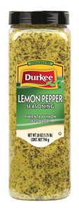 Ach Food Durkee 28 oz. Lemon Pepper