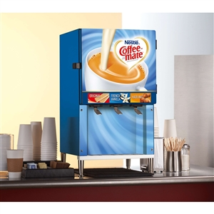 Nestle Coffee Mate French Vanilla Liquid Creamer Bulk - 192 Oz.
