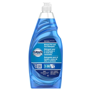 Procter and Gamble Dawn Manual Liquid Pot and Pan Detergent Regular Scent 38 Oz.