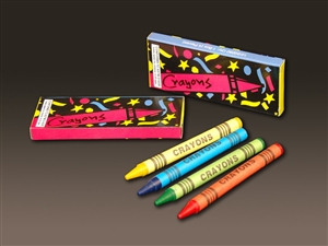 Smith Lee Kids Crayon Refill Box