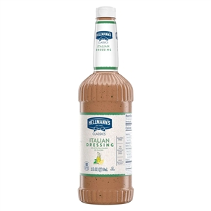 Unilever Best Foods Easy Pour Bottle Golden Italian Dressing - 32 Oz.