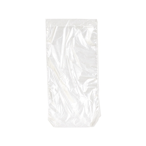 Handgards Hot Dog Bag Clear - 5.25 in. x 10 in.