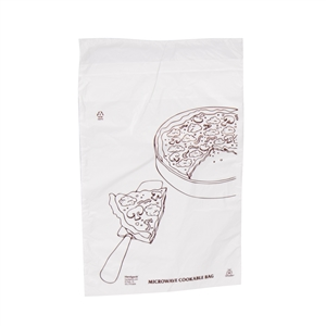 Handgards Pizza Bag - 8.5 in. x 12 in.