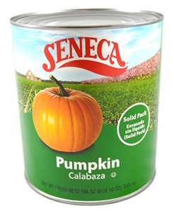 Seneca Pumpkin Solid Pack