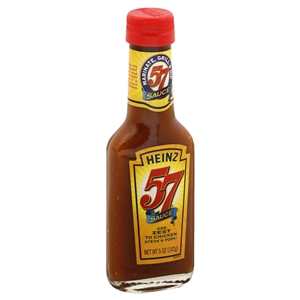 Heinz Steak 57 Sauce - 5 Oz.
