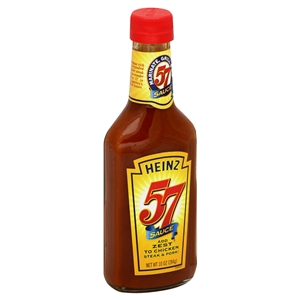 57 Retail Steak Sauce - 10 Oz.