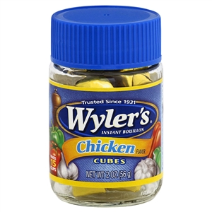 Chicken Bouillon Cube - 2 Oz.