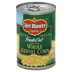 Whole Kernal Golden Supersweet Corn - 15.25 oz.