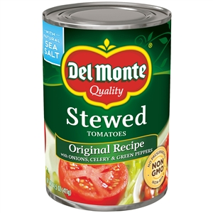 Delmonte Original Stewed Tomato - 14.5 oz.