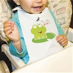 Handgards Child Regular Bib White - 10.5 in. x 15 in.