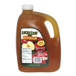 Knouse Foods Plastic Lucky Leaf Apple Cider - 128 Oz.