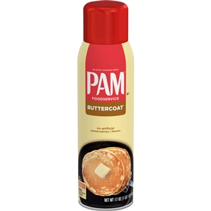 Conagra Pam Butter Pan Coating Spray - 17 Oz.
