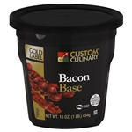 Custom Culinary Gold Label Bacon Base No Msg Added - 1 Lb.