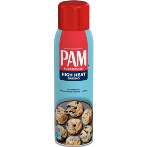 Pam High Heat Baking Spray - 17 Oz.