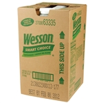 Conagra Wesson Smart Cottenseed Canola No Trans Fat Crystal Oil 35 Lb.