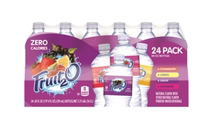 Sunny Veryfine Fruit 2O Variety Pack Beverage - 20 Oz.