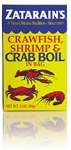 Zatarains Preseasoned Powdered Boil Shrimp and Crab - 73 Oz.