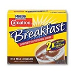 Nestle Instant Breakfast Chocolate Powder - 1.26 Oz.