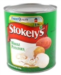 Seneca Stokely White Potato