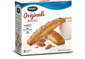 Nonnis Original Biscotti Cookie