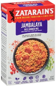 Zatarains Rice Jumbalaya Mix - 8 Oz.