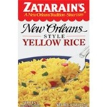 Zatarains Yellow Rice Mix - 51 Oz.