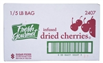 Sugar Foods Fresh Gourmet Infused Cherry - 5 Lb.