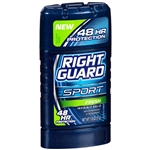 Dial Right Guard Sport Invisible Solid Antiperspirant Fresh