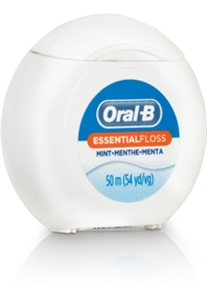 Oral-B Floss Essentials - 55 Yds