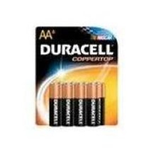 Procter and Gamble Duracell Coppertop AA Size Two Pack Battery
