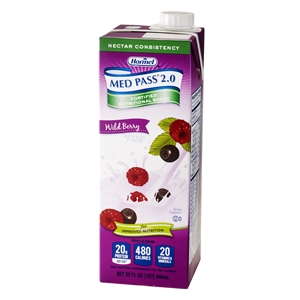 Hormel Med Pass 2.0 Wild Berry - 32 Oz.