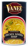 Vanee Foods Condensed Chicken Noodle Soup - 50 Oz.