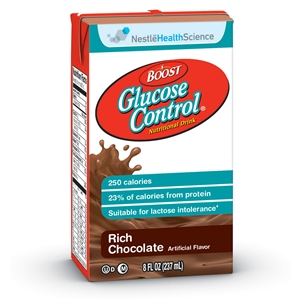 Nestle Healthcare Boost Diabetic Chocolate Drink - 8 Oz.