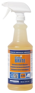Procter and Gamble Citri Brite Polish Dip Coat Cleaner 32 Oz.