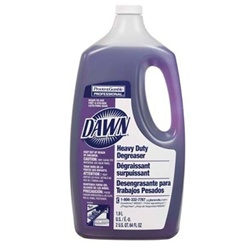 Procter and Gamble Dawn Heavy Duty Degreaser - 64 Oz.
