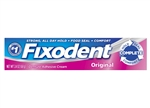 Procter and Gamble Fixodent Denture Cream Original 1.4 Oz.