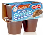 Real Fresh Pudding Chocolate Trans Fat Free - 3.5 Oz.